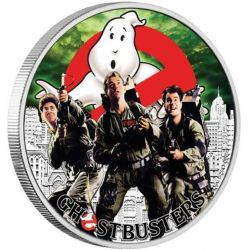 1$ Ghostbusters Crew