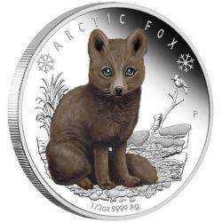 50¢ Lis Polarny - Polarne Dzieci
