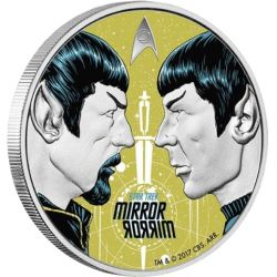 1$ Star Trek - Mirror, Mirror