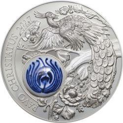 10$ Paw Indyjski - Royal Delft