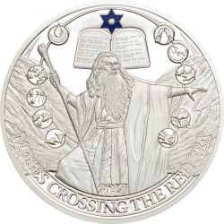 2$ Mojżesz, Przejście przez Morze Czerwone - Historie Biblijne