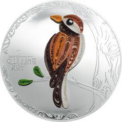 2$ Ptak - Sztuka Quilling