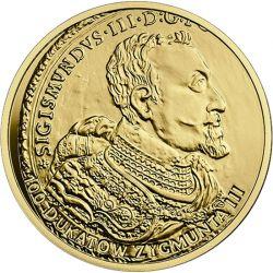 20 zł 100 Dukatów Zygmunta III - Historia Monety Polskiej