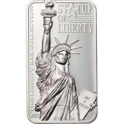 10$ Statua Wolności