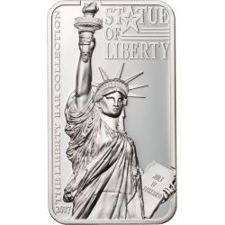 10$ Statue of Liberty