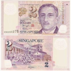 2$ Singapur