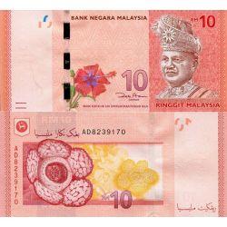10 Ringgit Malezja