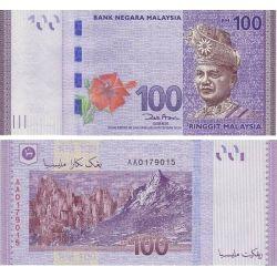 100 Ringgit Malezja