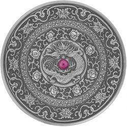10$ Chiński Smok - Mandala Art