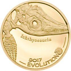 1000 Togrog Ichtiozaur - Ewolucja Życia