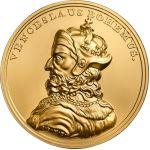 500 zł Wacław II Czeski - Skarby Stanisława Augusta