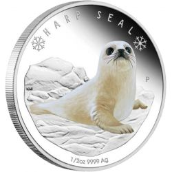 50¢ Foka Grenlandzka - Polarne Dzieci