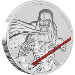 5$ Darth Vader - Gwiezdne Wojny