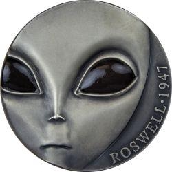 3000 Francs Incydent w Roswell UFO 70. Rocznica
