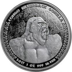 10000 Francs Gorilla