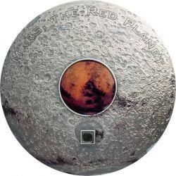 20$ Mars Czerwona Planeta - Meteoryt