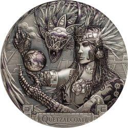 20$ Quetzalcoatl - Bogowie