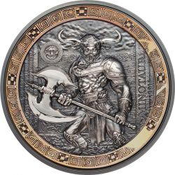 10$ Minotaur - Mythical Creatures