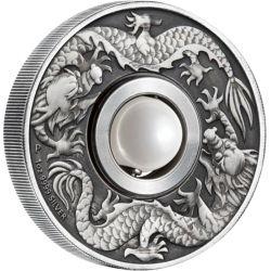 1$ Smok i Perła - Rotating Charm