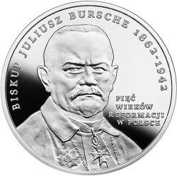20 zł Pięć wieków Reformacji w Polsce