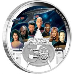 2$ Star Trek, Next Generation - Crew
