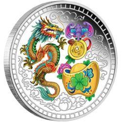 1$ Chińskie Błogosławieństwo