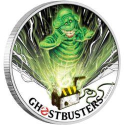 1$ Ghostbusters - Slimer