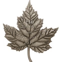 250$ Maple Leaf Forever
