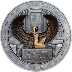 20$ Winged ISIS - Egyptian Symbols
