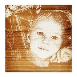 Ekskluzywny Grawer na Pudełku: Obraz + ew. Napis