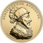 500 zł Zygmunt August - Skarby Stanisława Augusta