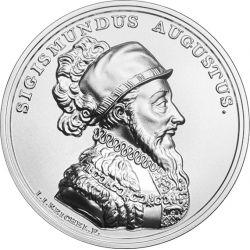 50 zł Zygmunt August - Skarby Stanisława Augusta