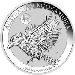 1$ Kookaburra Privy Mark Pies