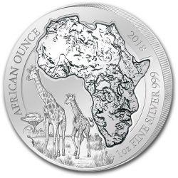 50 Francs Żyrafa