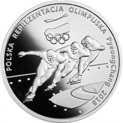 10 zł Polska Reprezentacja Olimpijska PyeongChang
