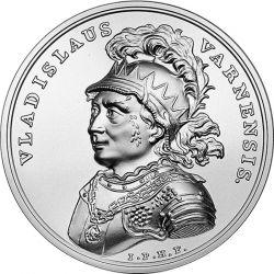 50 zł Władysław Warneńczyk - Skarby Stanisława Augusta