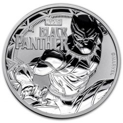 1$ Czarna Pantera Marvel