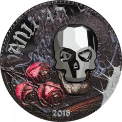 1000 Francs Kryształowa Czaszka - Próżność