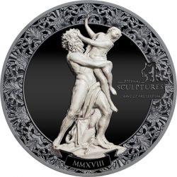 10$ Pluton i Prozerpina - Wieczne Rzeźby
