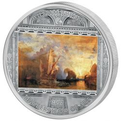 20$ Ulysses, William Turner - Masterpieces of Art
