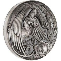 2$ Phoenix, Mythical Creatures