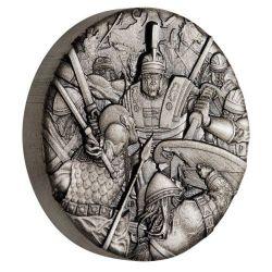 2$ Roman Legion - Warfare