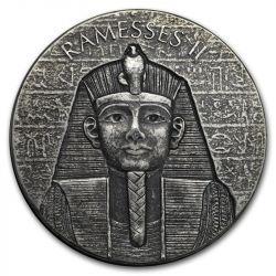 1000 Francs Ramzes II
