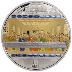 20$, 25$ Ostatnia Wieczerza, da Vinci - Masterpieces of Art