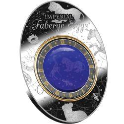 2$ Jajo Faberge Gwiazdozbiór