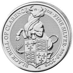 5£ Czarny Byk - Bestie Królowej