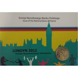 2 zł Polska Reprezentacja Olimpijska Londyn 2012