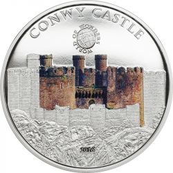5$ Conwy Castle - World of Wonders