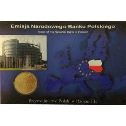 2 zł Przewodnictwo Polski w Radzie UE