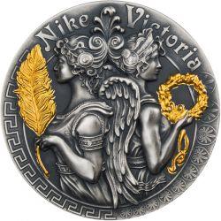 5$ Nike and Victoria - Goddesses